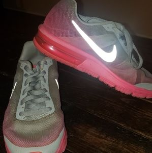 Nike air max sequent pink and Grey ombre